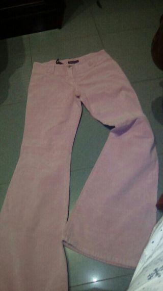 lote pantalones pana