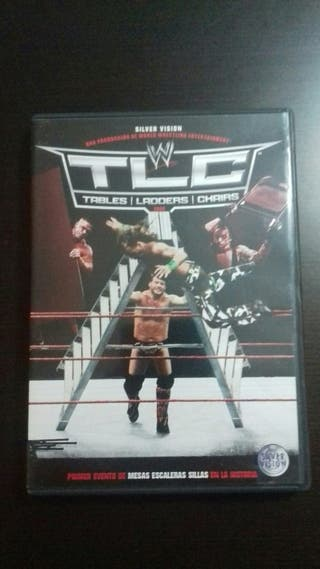 DVD- TLC Tables Ladders Chairs 2009.