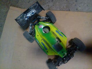 coche 1/8 lrp s8 bxteam sin motor ni electronica