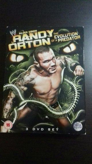 DVD - Randy Orton, The evolution of a predator.