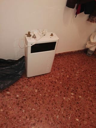 calentador de gas forcali