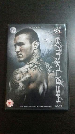 DVD - Backlash 2009.
