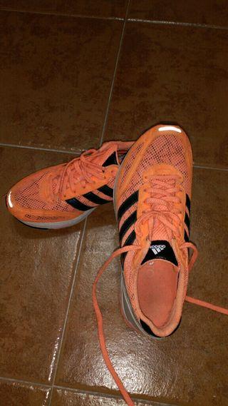Zapatillas atletismo ligeras