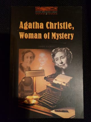 libro agatha christie woman of mystery