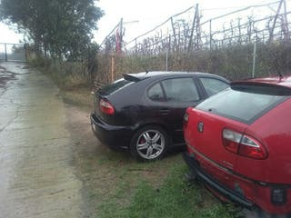 Llantas ruedas Seat Leon FR