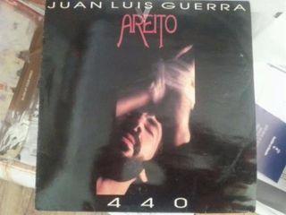 Disco Areito de Juan Luis Guerra Vinilo