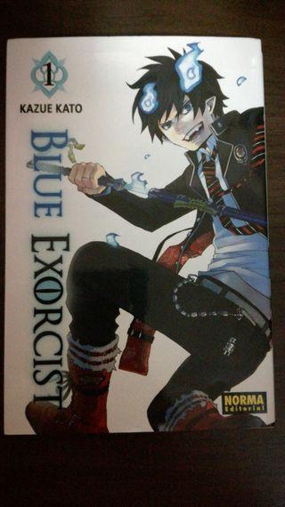 Manga Ao No Exorcist