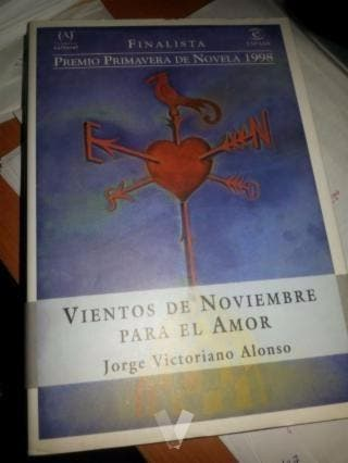 Vientos de noviembre para el amor NOVELA