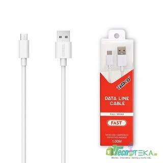 Cable Data y Carga Micro USB