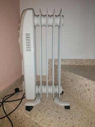 Radiador Calefactor Aceite