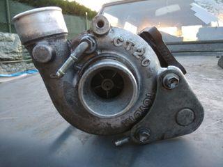 Turbo CT 20 Toyota Land Cruiser