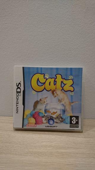"""Juego Nintendo Ds """"Catz"""""""