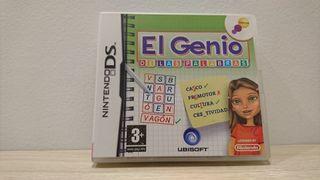 """Juego Nintendo Ds """"El genio de las palabras """""""