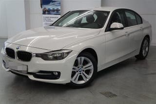 Bmw Serie 3 2013 NACIONAL IMPECABLE