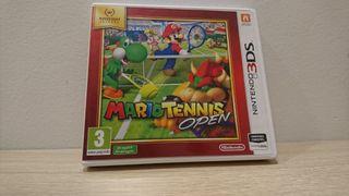 """Juego nintendo 3ds """"Mario Tennis"""""""