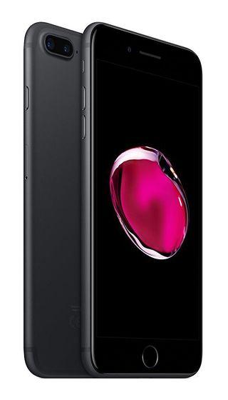 Iphone 7 plus negro 128 gb