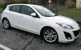 Mazda 3 2.2 sportive 185cv 2011