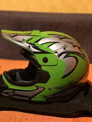 Casco Moto cross