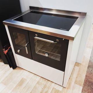 Cocina de leña ECO De Manincor