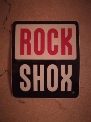 Pegatina Rock Shox