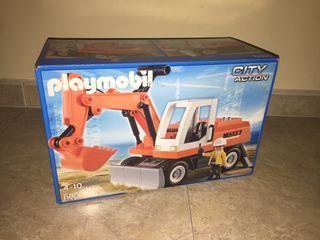 Caja CITY ACTION Playmobil 6860