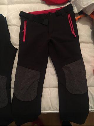 Pantalon monte T8