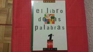 REGALO LIBRO DE LAS PALABRAS