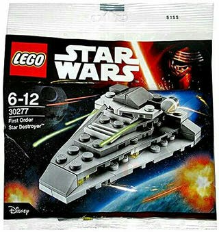 LEGO, Star Wars, Destructor Estelar de Primer Orde