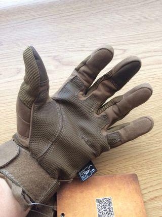 guantes protección