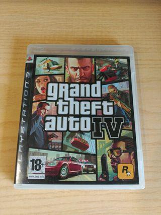 Grand Theft Auto IV - Ps3 ( + Guía Playmania )