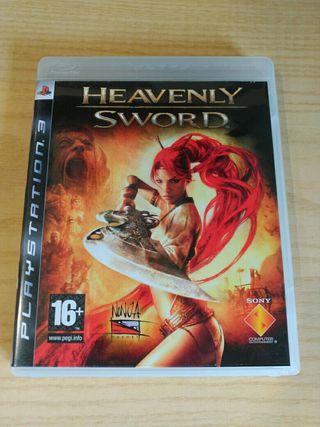 Heavenly Sword - Ps3 Exclusivo
