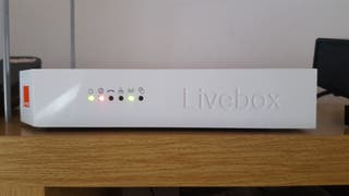 Router livebox de orange