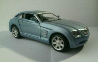 Maqueta Chrysler Crossfire 1:32
