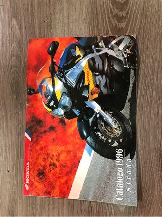 Catalogo Honda 1996