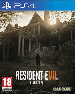 Resident Evil 7 para PS4