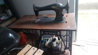 Máquina de coser (singer)
