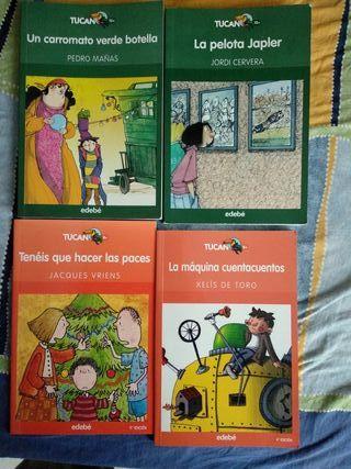 Libros Tucano