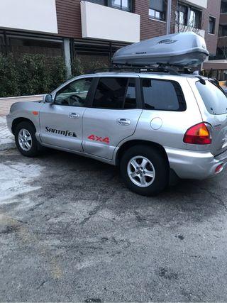 Hyundai Santa Fe 2003 itv recién pasada