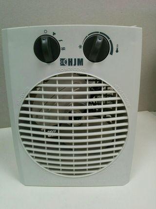Calefactor portátil 2000W