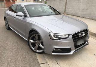Audi A5 TDI S-LINE x2