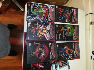 Comic Spiderman. Las historias jamás contada