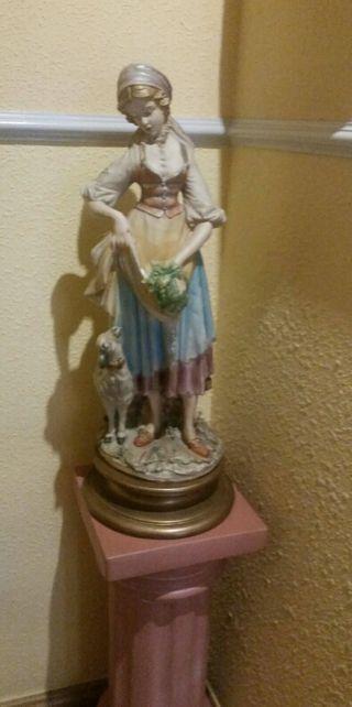 figura pastora.decoracion