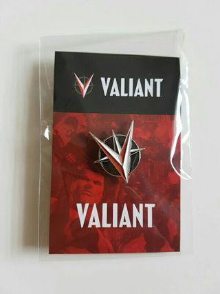 Valiant Pin