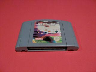 FIFA 98 Nintendo 64 N64