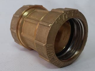 """Racor acoplamiento recto 1 1/2"""" ø50mm (2 uds)"""