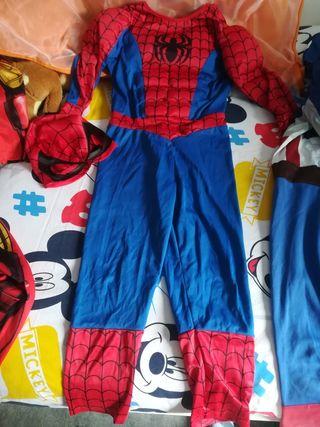 Carnaval, disfraces superhéroes