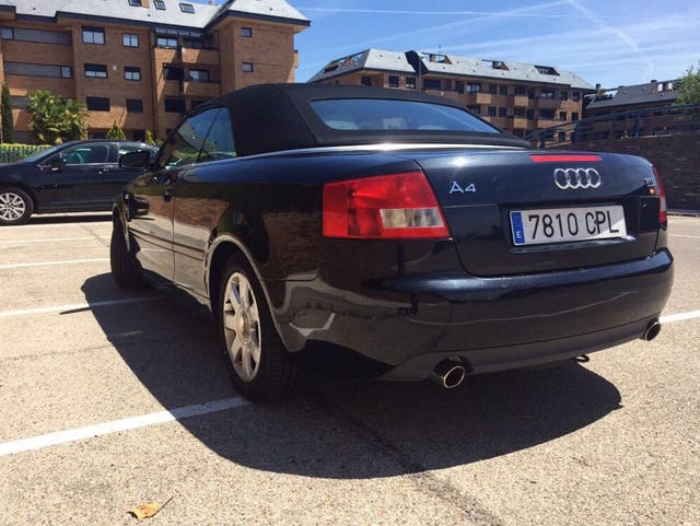 Audi A4 Cabrio 1.8 T Quattro