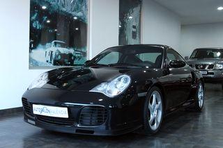 PORSCHE 911 (996) TURBO 420 CV