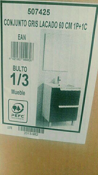 .Mueble baño