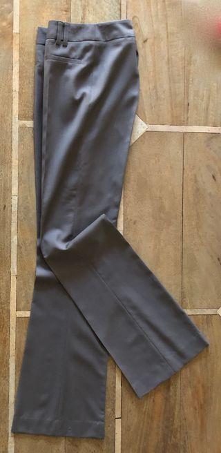 pantalon Irene Van Ryb T.36 Taupe